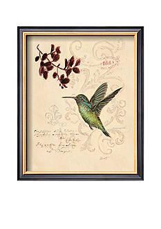Art.com Small Antique Fern II, Framed Art Print, - Online Only