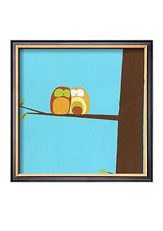 Art.com Treetop Owls IV, Framed Art Print, - Online Only