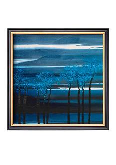 Art.com Indigo Forest II Framed Art Print - Online Only