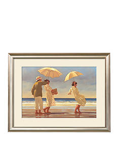 Art.com The Picnic Party II, Framed Art Print, - Online Only