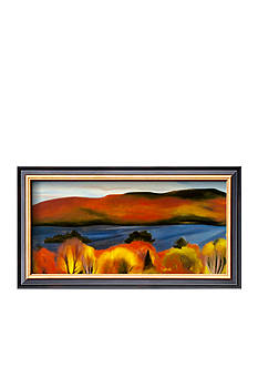 Art.com Lake George, Autumn, 1927, Framed Art Print, - Online Only