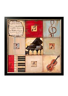 Art.com Feel the Music II Framed Art Print - Online Only