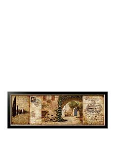 Art.com Tuscan Soutyard Framed Art Print Online Only