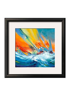 Art.com Jeu De Voiles Framed Art Print - Online Only