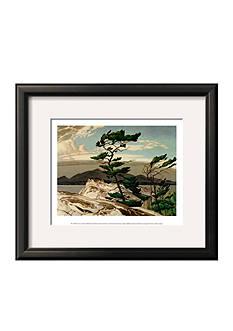 Art.com White Pine Framed Art Print