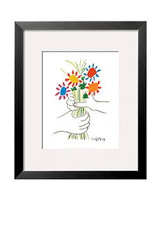 Art.com Petite Fleurs Framed Art Print
