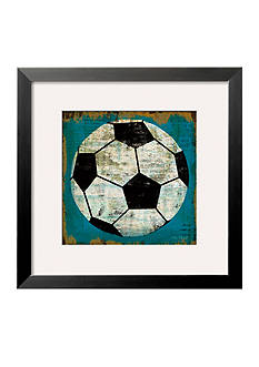 Art.com Ball IV by Mo Mullan, Framed Art Print