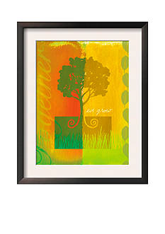 Art.com We Grow, Framed Art Print