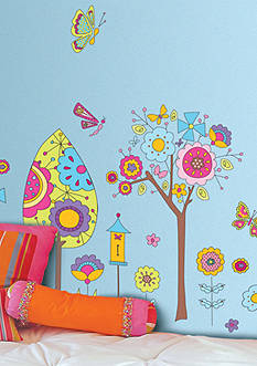 Art.com Fantasy Garden Wall Decal Sticker Wall Decal Online Only