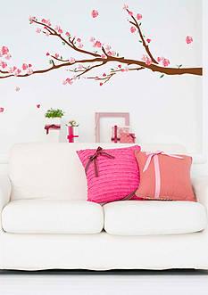 Art.com Cherry Blossoms Wall Decal Sticker