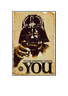 Art.com STAR WARS - Empire Needs You, Wood Mount, - Online Only