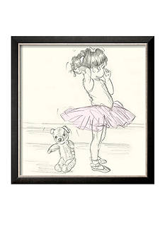 Art.com Take Your Partners I Framed Art Print Online Only