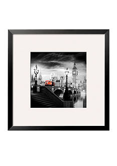 Art.com London Bus III Framed Art Print Online Only