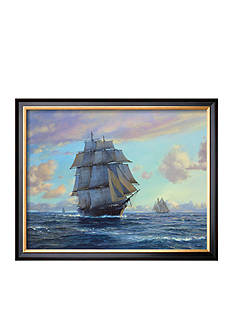Art.com Empress of the Seas Framed Giclee Print Online Only