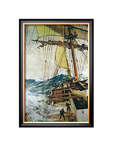 Art.com Rising Wind Framed Giclee Print - Online Only