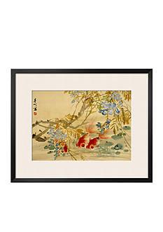 Art.com Goldfish Framed Giclee Print