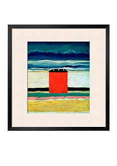 Art.com Red House, 1932 Framed Giclee Print Online Only