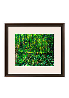 Art.com Woods and Undergrowth, c.1887 Framed Giclee Print - Online Only