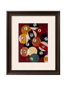 Art.com Break 'Em Framed Art Print - Online Only