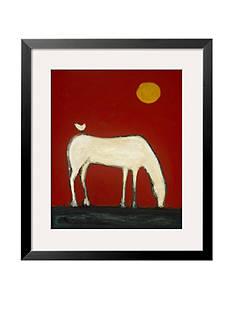 Art.com Free Ride, Framed Giclee Print, - Online Only