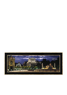Art.com Madrid, Spain Framed Photographic Print Online Only