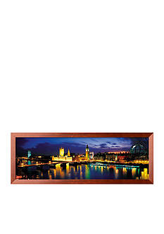 Art.com Night, London, England, United Kingdom Framed Photographic Print - Online Only