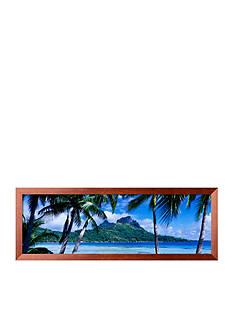 Art.com Bora Bora, Tahiti, Polynesia Framed Photographic Print - Online Only