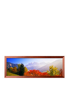 Art.com Dolomites Alps, Italy Framed Photographic Print - Online Only