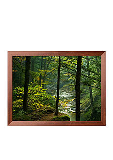 Art.com Texas Falls, Vermont, USA, Framed Photographic Print, - Online Only