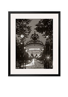 Art.com Arc de Triomphe, Paris, France Framed Photographic Print - Online Only