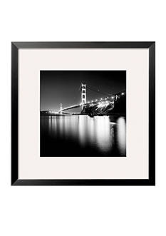 Art.com Golden Gate Study Framed Photographic Print- Online Only