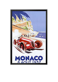 Art.com Monaco, 1937, Framed Art Print Online Only
