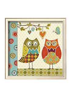 Art.com Owl Wonderful I Framed Art Print - Online Only