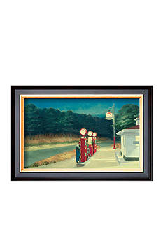 Art.com Gas, c.1940, Framed Art Print Online Only
