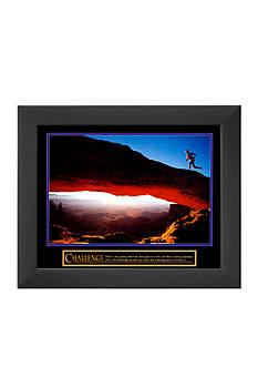 Art.com Challenge: Runner Framed Art Print - Online Only