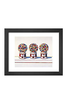 Art.com Three Machines, 1963 Framed Art Print