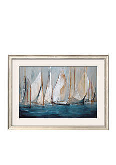 Art.com On the Winds, Framed Art Print
