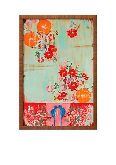 Art.com When Love Blooms, Framed Art Print