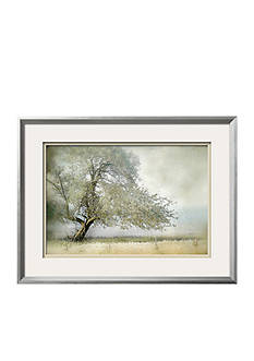 Art.com Tree in Field of Flowers, Framed Photographic Print - Online Only
