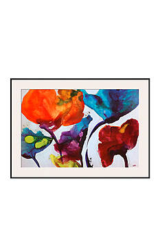 Art.com Affluent IV by Leila, Framed Art Print