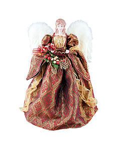 Santa's Workshop Baroque Angel