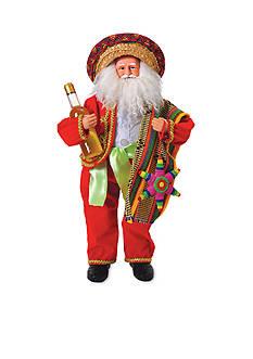 Santa's Workshop Mexican Santa