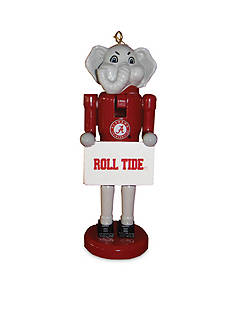 Santa's Workshop NCAA Alabama Crimson Tide Nutcracker Ornaments