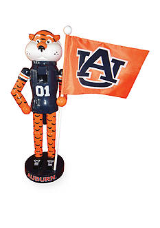 Santa's Workshop 12-in. Auburn Tiger Mascot Nutcracker