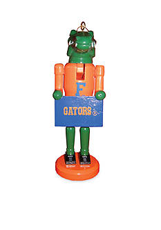 Santa's Workshop 6-in. Florida Gators Nutcracker Ornament. II