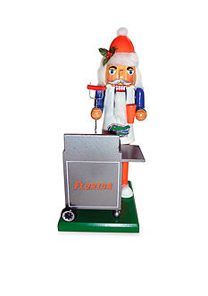Santa's Workshop 12-in. Florida Gators Tailgating Nutcracker