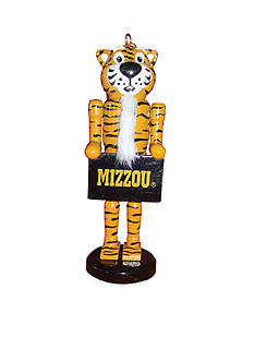 Santa's Workshop 6-In. NCAA Missouri Mascot Nutcracker Ornaments.II