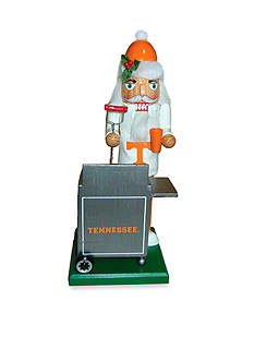 Santa's Workshop 12-in. Tennessee Volunteers Tailgating Nutcracker
