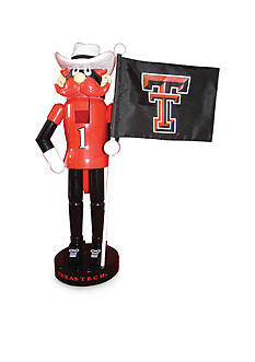 Santa's Workshop 12-in. Texas Tech Raiders Nutcracker