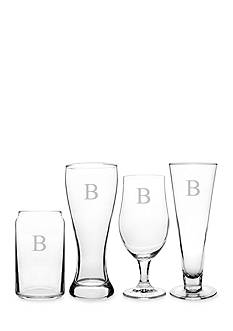 Cathy's Concepts Personalized Specialty Beer Glasses (Set of 4)